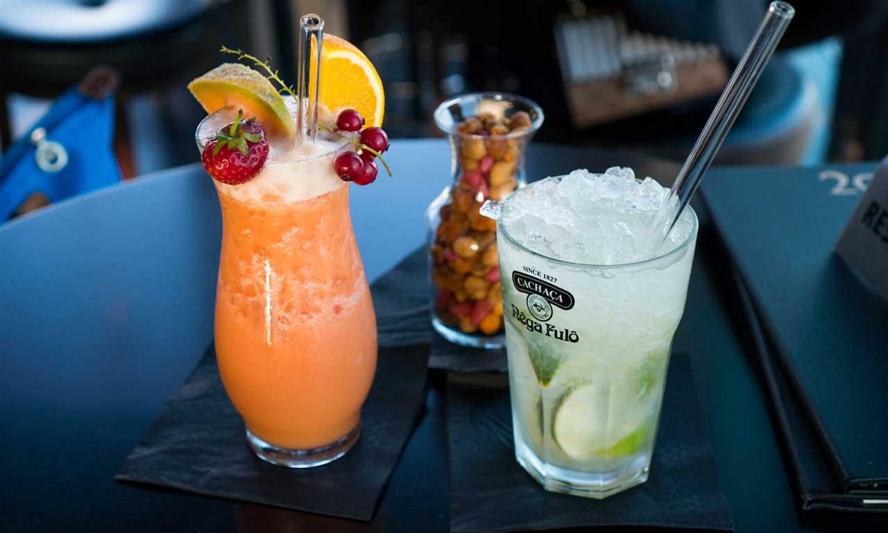 20up Bar Cocktails