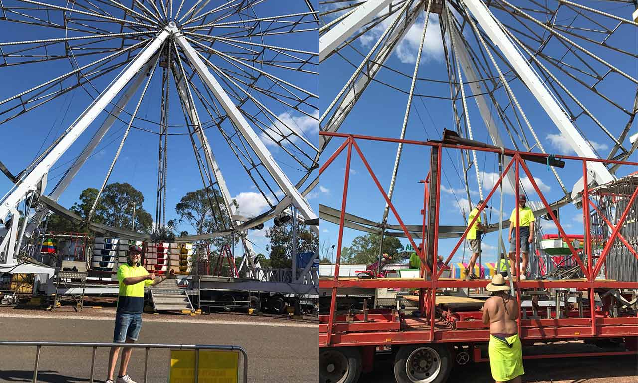 Arbeiten in Australien