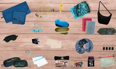 Reise Gadgets – Praktische Backpacking Ausrüstung