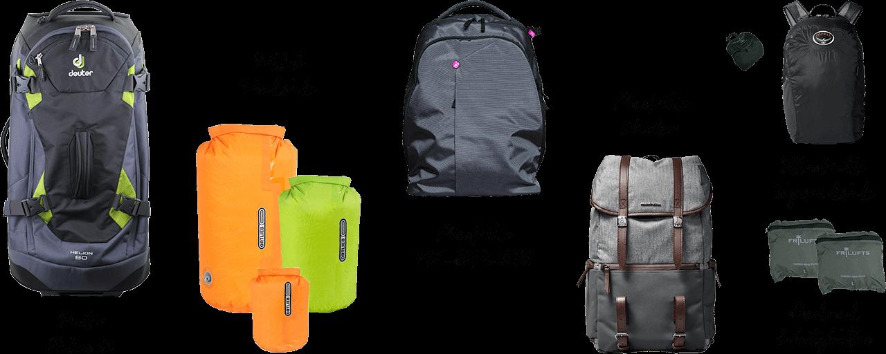Backpacking Rucksäcke Packsäcke