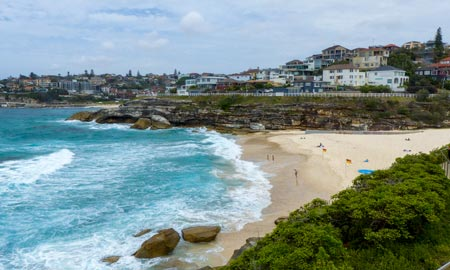 Bondi to Coogee Coastal Walk Sydney
