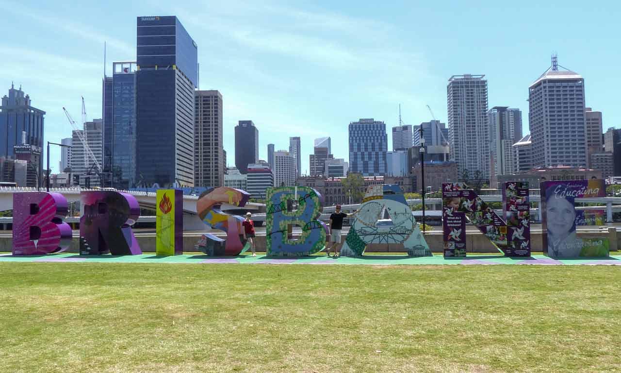 Brisbane Sehenswürdigkeiten