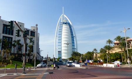 Top Sehenswürdigkeiten in Dubai