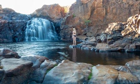 Katherine Gorge & Edith Falls – Nitmiluk Nationalpark