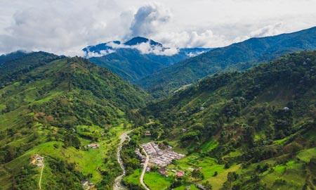 Eje Cafetero – Das Kaffeedreieck Kolumbiens