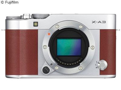 Fujifilm X A3