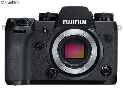 Fujifilm X H1