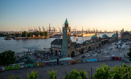 Hamburgs schönste Sehenswürdigkeiten