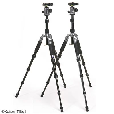 Kaiser Tiltall Travel Tripod Kit 2go TE-225 K