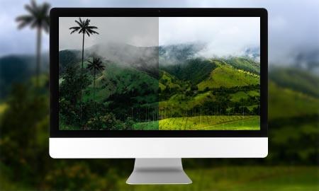 Monitor kalibrieren – Lohnt sich eine Bildschirm Farbkalibrierung?