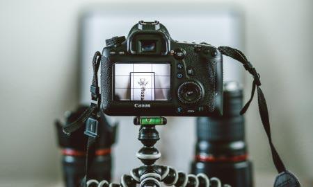 Eine neue Kamera einstellen – So geht's richtig