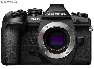 Olympus E M1 II