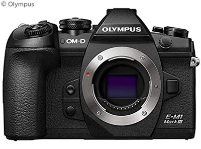 Olympus E M1 III