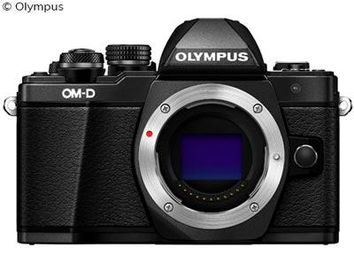 Olympus E M10 II