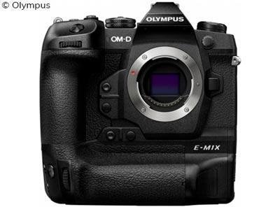 Olympus E M1X