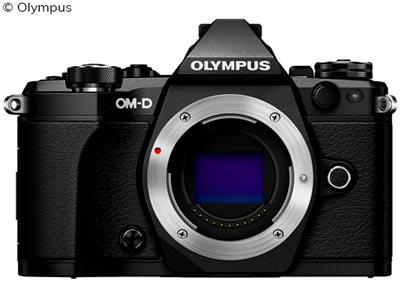 Olympus E M5 II