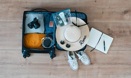 Städtetrip Packliste für den Kurzurlaub