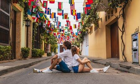 Weltreise zu zweit – Reisen mit einem Travel Buddy