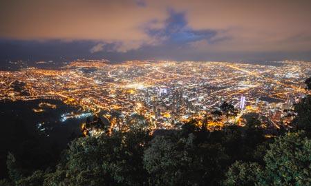 Bogotá Sehenswürdigkeiten & Reisetipps