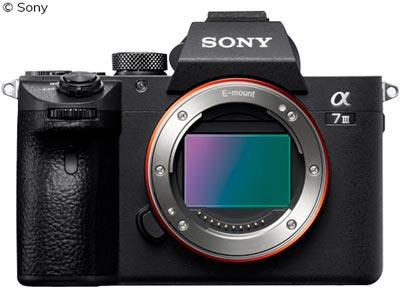 Sony A7 III Systemkamera