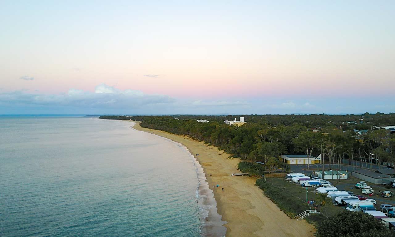 Strand Hervey Bay