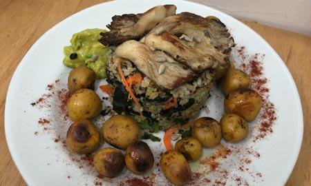 Vegane und vegetarische Restaurants in Bogotá