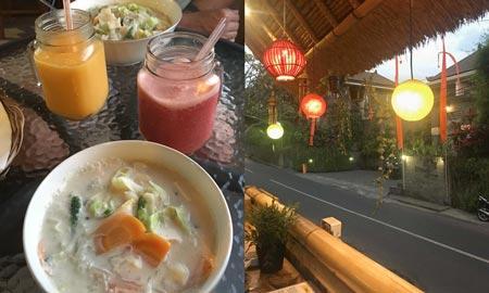 Vegan in Ubud – Unsere Restaurant Empfehlung