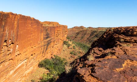 Kings Canyon – Rotes Zentrum Australiens