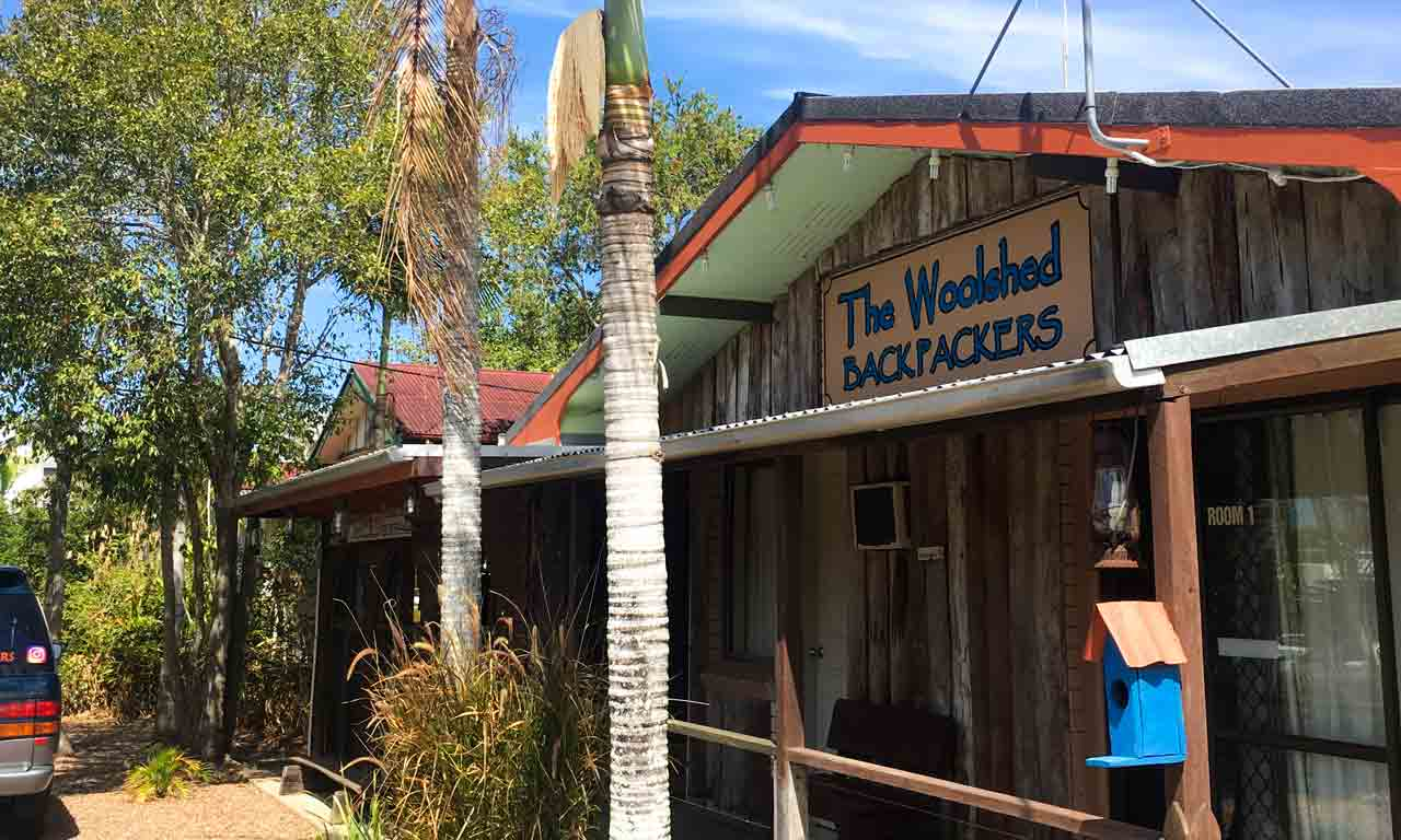 Woolshed Backpackers