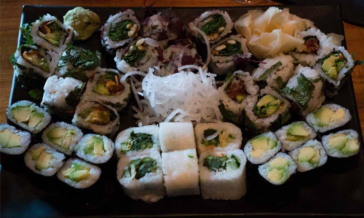 raw like sushi and more Hamburg